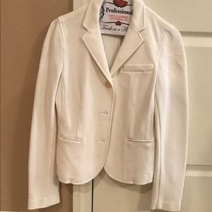 White Theory Blazer